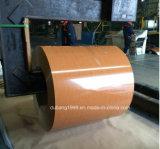 Деревянная конструкция от сразу изготовления с стальной катушкой