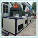 2017 neuestes gewölbtes Dach-Blatt der Qualitäts-FRP, das Maschine heißen Verkauf bildet