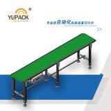 Tamanho personalizado PVC Material Flat Belt Conveyor