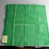 sac de maille de 50*80cm Raschel pour la pomme de terre d'emballage