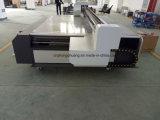 Hohe Präzisions-Digital-Flachbetttintenstrahl-Drucken-Maschinen-UVdrucker