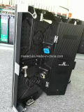 P4.81 P5.95 sterben Gussaluminium Miet-LED-Bildschirmanzeige RGB-Video