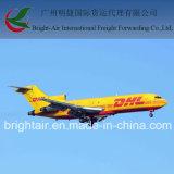 Le service de distribution exprès DHL de porte de courier rapide partagent de Chine dans le monde entier (Belize etc.)