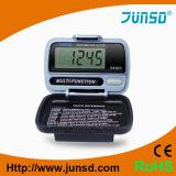 Contador de paso del metro de Digitaces del ajuste de la sensibilidad que activa (JS-206B)