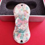 최신 작풍 알루미늄 금속구 방위 싱숭생숭함 손 방적공 장난감