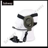 Двухсторонний Radio тактический шлемофон для Talkie Kenwood Walkie