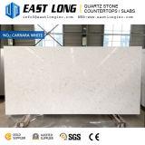 설계된 돌 싱크대를 위한 아름다운 Carrara 백색 석영 돌