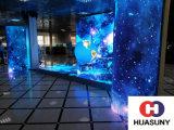 HD 질 텔레비젼 쇼, 단계를 위한 유연한 발광 다이오드 표시
