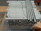 Exakte Metallzahnstange hergestellt durch galvanisiertes Blatt