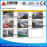 Máquina de trituração principal do Água-Entalhe do perfil dois do PVC