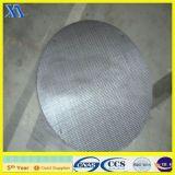 Maglia dell'acciaio inossidabile del tessuto di Twilled