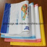 Nieuwe Materiële pp Geweven Zak voor Meststof met Kleurrijke Af:drukken