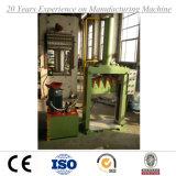 Cortador de fardos vertical / máquina de corte de borracha hidráulica