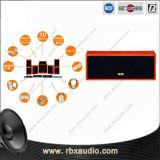 Sistema de altofalante médio do som do teatro F-8206 7.2 Home