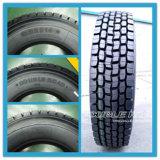 Longmarch LKW ermüdet nicht verwendete Reifen 11r22.5 China-von den Spitzengummireifen-Marken