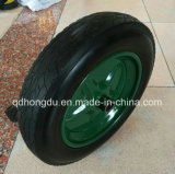 Forma de Star Tread Star Rim Rubber Solid Wheel