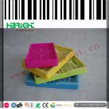 Faltender Plastikspeicherhandkorb