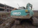 Bom desempenho Preço barato Used Kobelco Sk200-6 Excavator Site Job Machinery