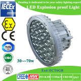 Alta luz a prueba de explosiones del grado LED del IP Bhd-3100 para el área peligrosa