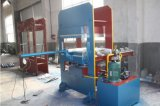 Machine de moulage en caoutchouc vulcanisée par machine de vulcanisation de plaque en caoutchouc