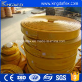Mangueira flexível do PVC Layflat para a irrigação