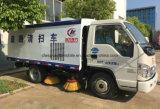 Camion di pulizia della strada della spazzatrice di via di LHD 3000L 4X2 da vendere