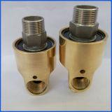 Tipo junção giratória de bronze Multi-Passagem HD da flange 1/2 da '' do ar