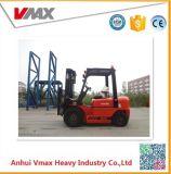 2016 chinesisches Factory Price 1-10t Four-Wheel Drive Diesel Forklift Truck Rough Gelände Material Handling Forklift