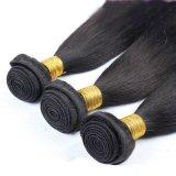 人間の毛髪のWeft緩い波100%のブラジル人のバージンの毛