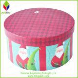 Коробка горячего картона сбывания круглая для конфеты хранения