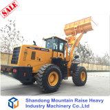 Aufbau-Maschine 5 Tonnen-chinesische Rad-Ladevorrichtung für Verkauf