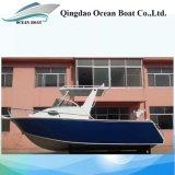 5.8m Cuddy-Kabine mit gereinigtem Halter-Fischerboot