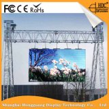 P6.25 옥외 고해상 임대 풀 컬러 LED 영상 벽 스크린