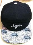方法刺繍の綿のあや織りのスポーツのゴルフ野球帽
