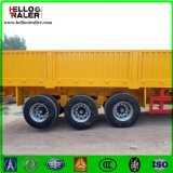 Low Price Cargo Side Wall Truck e Trailer para Multipurpose