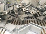 Строительный материал Al профиля стеклянной стены алюминиевый
