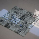 Mais recente Design Stone, Crystal Tiles Glass Mosaic for Wall Decoration