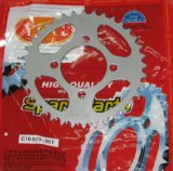 Yog Motorcylcle Parts Motorcycle Sprocket C70 C70c CD70 420-36t