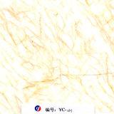 Пленка переноса воды мрамора золота ширины Yingcai 1m