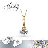 Het Kristal van de Juwelen van het lot van de Tegenhanger & de Halsband van Swarovski Parijs