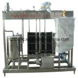 Pasteurizador elétrico automático cheio da placa 2000L/H