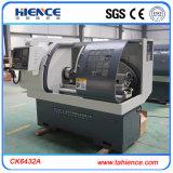 Hete Verkoop! CNC van het Type van Troep van het metaal de Kleine Horizontale Machine van de Draaibank
