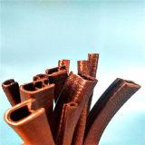 Testo fisso del bordo della striscia della guarnizione di figura del PVC U per il sigillamento