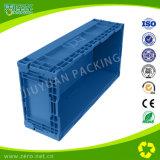Cassa di plastica piegante logistica di obbligazione