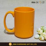 tasse de café 16oz blanc avec le traitement