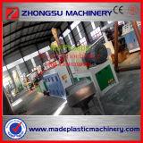 オンラインで600kg/H PVC泡のボードの機械によって一致させる熱い押すことおよび印刷