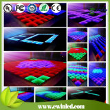 LED modificado para requisitos particulares Dance Floor para la barra/el hotel del Disco/