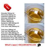 Testostérone injectable Cypionate 300mg/Ml d'huile de stéroïdes