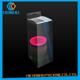 Il regalo su ordinazione gioca la casella multicolore trasparente di imballaggio di plastica del PVC