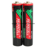 Zubehör chinesisches R03p/AAA/Um-4, trockene Batterie 1.5V